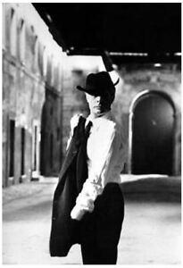 MARCELLO MASTROIANNI Foto di scena film Fellini Otto e mezzo 8 e 1/2 ...