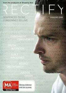 Rectify-Season-One-1-SERIES-DVD-COMPLETE-OVER-4-HOURS-Australian-Region-4