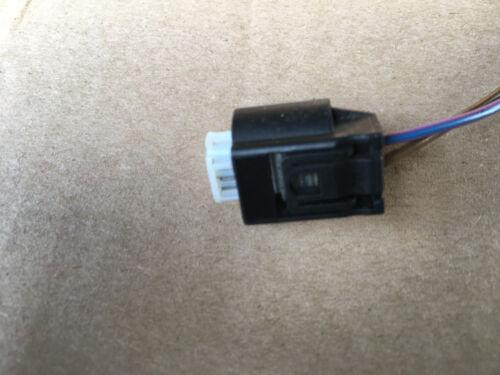 Genuine BMW 1 3 5 7 serie E81 E87 E90 E60 E65 Cableado Conector Plug V Telar De Cuerno
