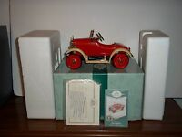 1998 HALLMARK KIDDIE CAR CLASSICS 1926 STEELCRAFT SPEEDSTER