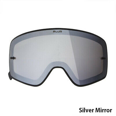 Blur B-50  Magnetic Motocross Goggle Lens