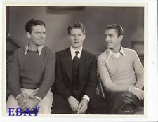 Danny O'Shea Rudy Vallee Eddie Nugent VINTAGE Photo The Vagabond Lover