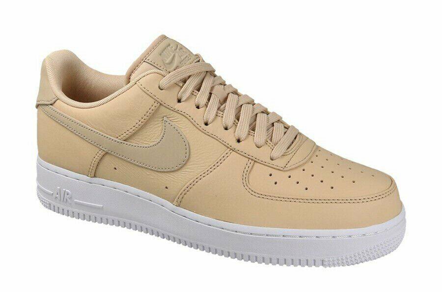 Original Nike Air Force 1 '07 Premium Trainers Vachetta Tan 905345 201