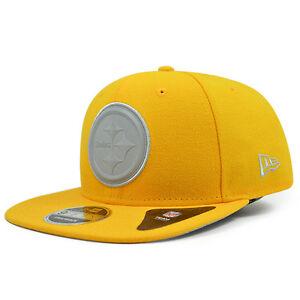 ca604d92c7d Pittsburgh Steelers New Era 3M FLASH SNAP Reflective Snapback 9Fifty ...