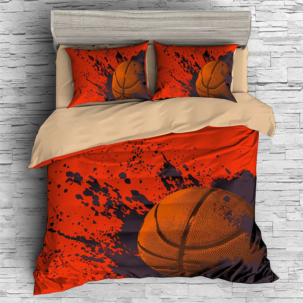 Slam Dunk Great Master 3D Digital Print Bedding Duvet Quilt Cover Pillowcase