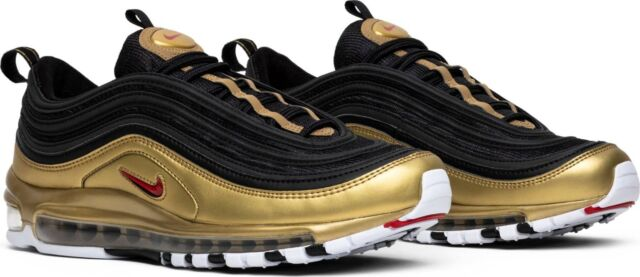 Nike Air Max 97 QS AT5458 002 'Metallic GOLD' sz 4, 5