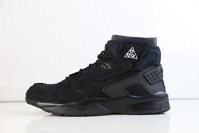 la meilleure attitude e0433 a4f1a Nike X Comme Des Garcons Air Mowabb ACG CDG Black AV4438-001 7-13 | eBay