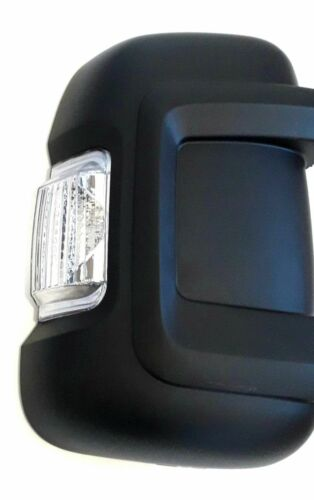 Bliner RECHTS top Zum FIAT DUCATO 2006-/>   Außenspiegelabdeckung Spiegelkappe