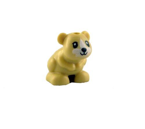 Lego Beige Hamster Tan Hamster New