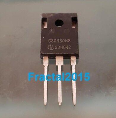 G30N60HS 30N60HS = SGW30N60HS  Transistor TO247