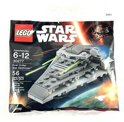 Lego Star Wars First Order Star Destroyer 30277 New in Original Sealed Polybag
