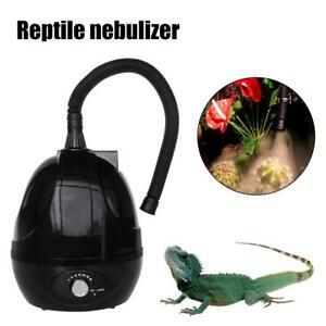 Reptile Fogger Terrarium Humidifier Rain Forest Fogger Humidity Mist  ☆