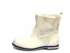 reputable site 59ba9 26a48 Details about SCARPE DONNA FREEMOOD SHOES BOOTS STIVALETTI GHIACCIO/JEANS  ESTATE SCONTO 75%
