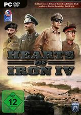 Hearts of Iron IV | NEU & OVP | PC | DVD ROM | Paradox | Hearts of Iron 4 |