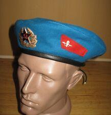 Soviet Russian VDV Paratrooper Hat Cap Beret USSR Uniform