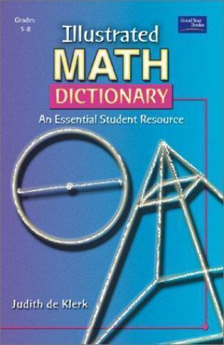 ILLUSTRATED MATH DICTIONARY by FEARON