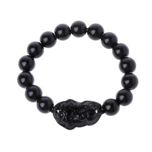 4PC-Feng-Shui-Obsidian-Stone-Wealth-Pi-Xiu-Bracelet-Attract-Wealth-and-Good-Luck