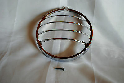 "YAMAHA TY175, TY250, IT400 & TT500  ""Paris-Dakar"" Head Light Rim w/ Grill 19-012"