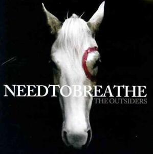 NEEDTOBREATHE - THE OUTSIDERS NEW CD