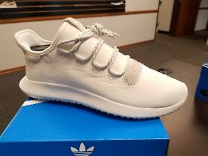 Brand New ADIDAS Mens Originals Tubular Shadow BB8821 Crystal White ... f8c4d21db748