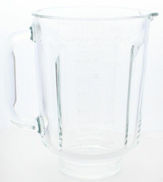 Kitchenaid Blender Spare Glass Jug Jar For Ksb5 Ksb52 Model Fast Delivery For Sale Online Ebay