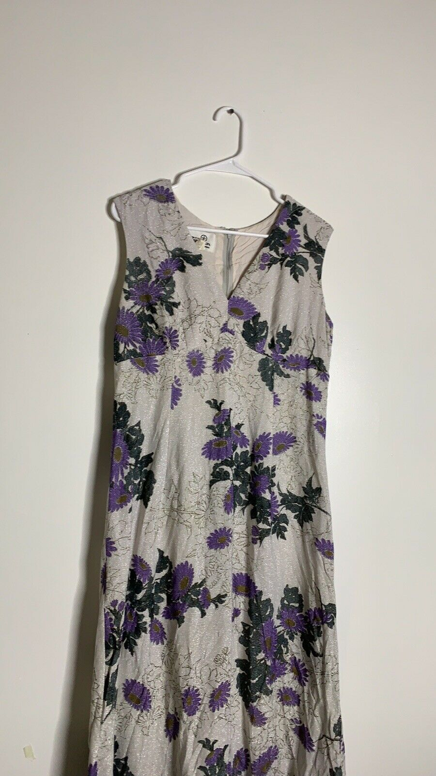 Vintage Alfred Shaheen Daisy Dress - image 2