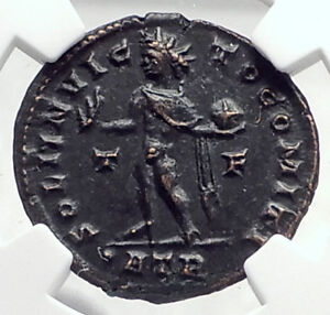 CONSTANTINE-I-the-GREAT-317AD-Authentic-Ancient-Roman-Coin-w-SOL-SUN-NGC-i72820