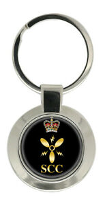 Sea-Cadets-SCC-Marine-Ingenierie-Badge-Porte-Cles