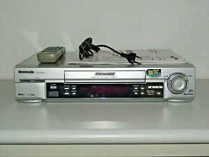 Panasonic NV-HS930 S-VHS ET Videorecorder, inkl. FB&BDA, 2 Jahre Garantie