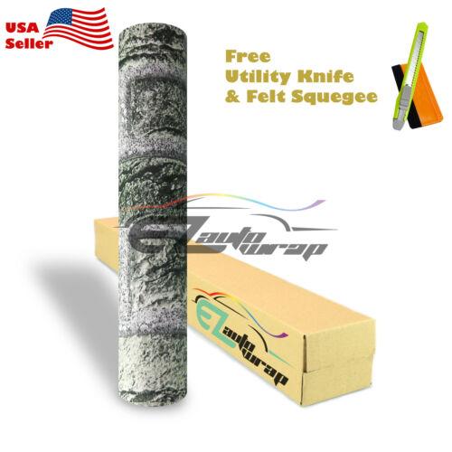 *Gray Brick Pattern Stone Textured Vinyl Background Wall Sticker Wallpaper BIR02