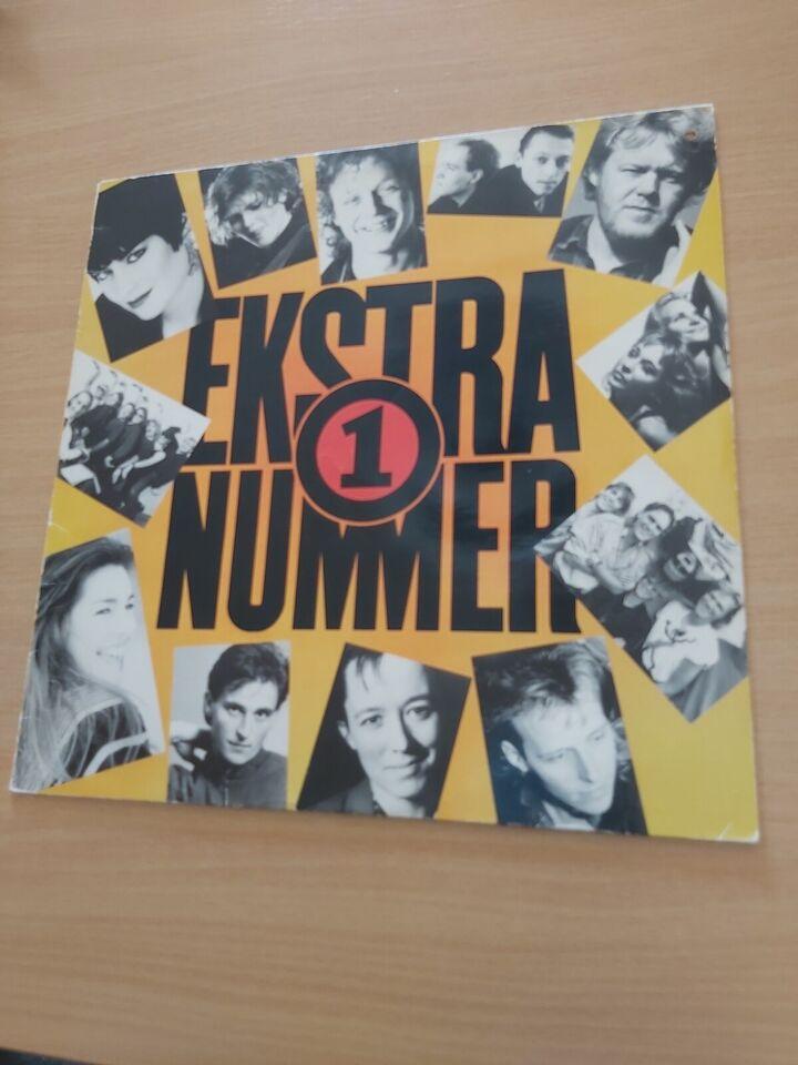 LP, Sebastian Onetwo Lis Sørensen m fl, Ekstra nummer 1