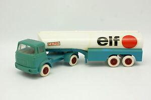 Bourbon 1/43 - Berliet Remorque Citerne Elf