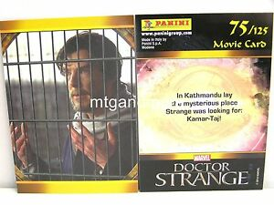 Doctor-Strange-Movie-Trading-Card-1x-075-Movie-Card-TCG
