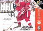 NHL Breakaway 99 (Nintendo 64, 1998)