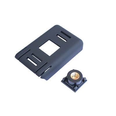 Mounting Base Holder and Sleeve for 1080P HD Mobius ActionCam Sports Camera