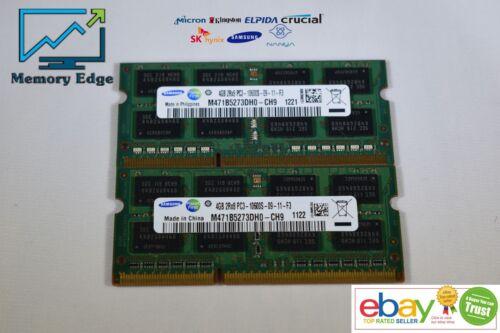 g7-1260ca B8 8GB KIT Memory RAM for HP Pavilion g7-1260us g7-1263nr