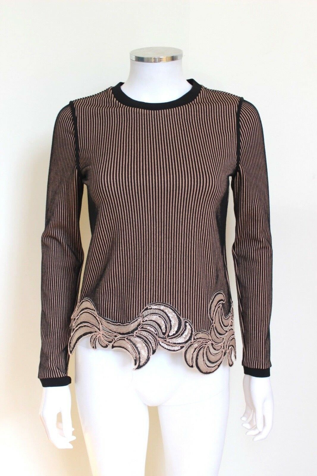 Gris  Sweaters  Gris 906007 rosso 46 e47284