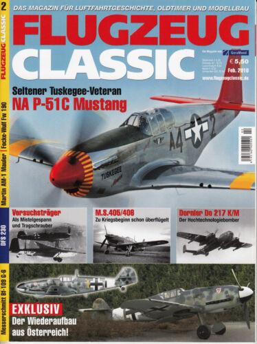 Ausgabe 2//2010 2cf1002// Flugzeug Classic TOPP HEFT