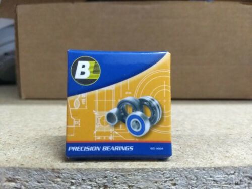BL Bearings SS61805 2RS FM222 Ball Deep Groove Metric 37mm OD 25mm ID