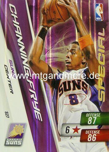 Panini NBA adrenalyn xl 2011-Channing Frye-special