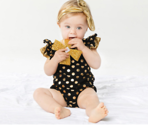 "2020 Black Set Of Bebe Reborn Doll Newborn Baby/'S Girl Clothes For 20/'/'-23/"" Gift"