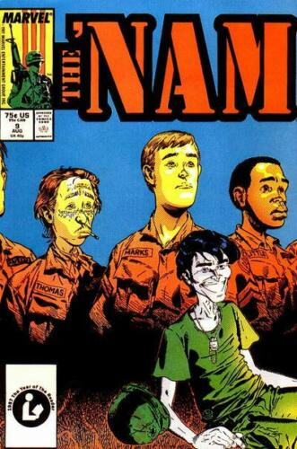 The /'Nam Comic 1-84 Marvel 1986-1993 You Pick From Various Back Issues Lot Set