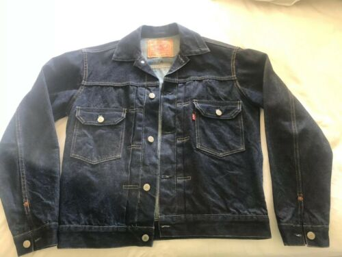 Levi's LVC 507XX Denim Type II Jacket Valencia Str