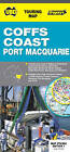 Coffs Harbour and Port Macquarie Map 278/294 1st by Universal Publishers (Sheet map, folded, 2012)