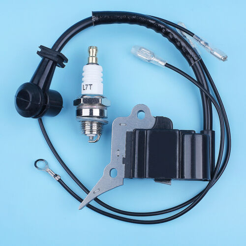 Ignition Coil Module for Chinese Chainsaw 2500 25CC Zenoah Timberpro Lawnflite