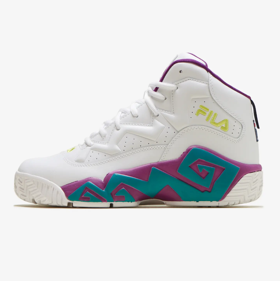 Fila MB  Jamal Mashburn  Weiß Grape Juice-Biscay Bay (1BM00522-148)