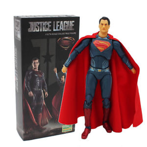 Crazy-Toys-Justice-League-Superman-PVC-Action-Figure-Collectible-Model-Toy