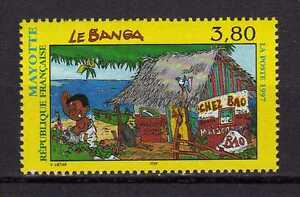12543-Mayotte-1997-MNH-le-Banga