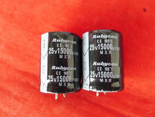 1X 25V 15000UF L.ESR Motherboard Capacitor