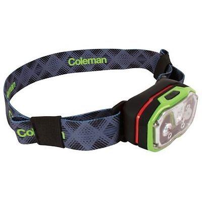 Warranty Headtorch New COLEMAN CHT10-5 Mode Headlamp